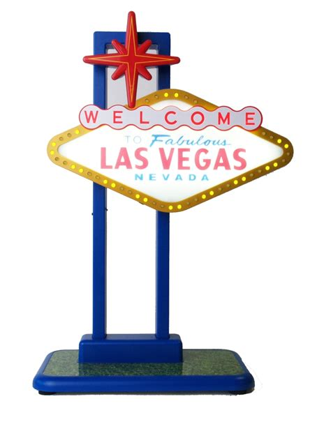cheap light up signs welcome to las vegas light up sign