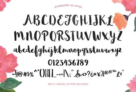e e typography font befonts