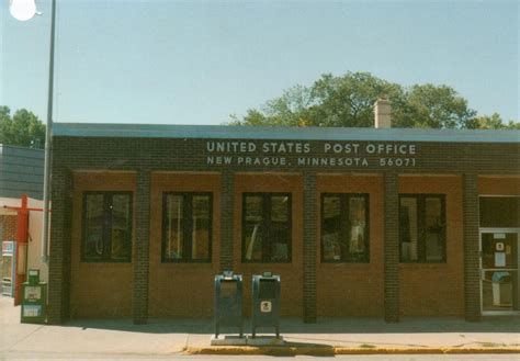 new prague mn post office photo picture image