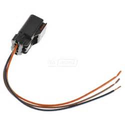 wiring connector pigtail harness 3 terminal pin for chrysler dodge mitsubishi ebay