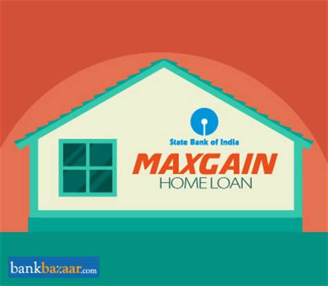 sbi maxgain home loan best interest rate