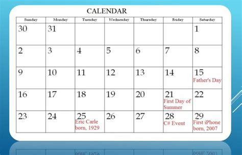 Asp Calendar Showing Date Events In Asp Net Calendar
