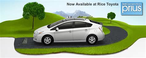 Rice Toyota Collision Rice Toyota Fall 2009 Newsletter
