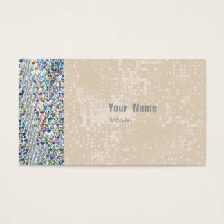 holographic business card templates hologram business cards templates zazzle