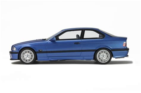 Bmw Spesial Edition Miniatur Mobil 1 18 bmw m3 3 series 3 2 e36 coupe estoril blue metallic 1993