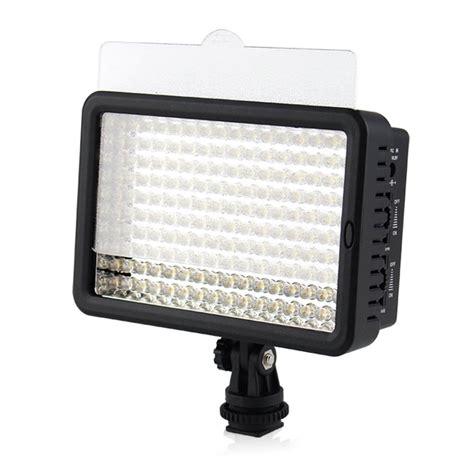 160 Led Light For Dv Camcorder Canon Nikon Berkualitas sidande 160 led photo light lighting l for dv