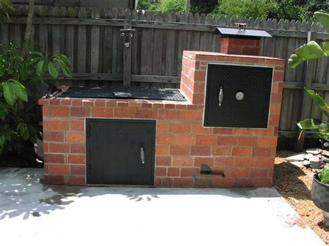 backyard brick bbq 25 best ideas about brick grill on pinterest outdoor