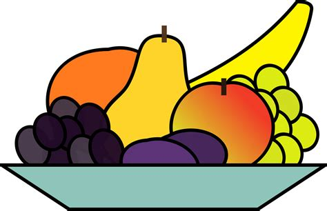 clipart food food clipart fruit pencil and in color food clipart fruit