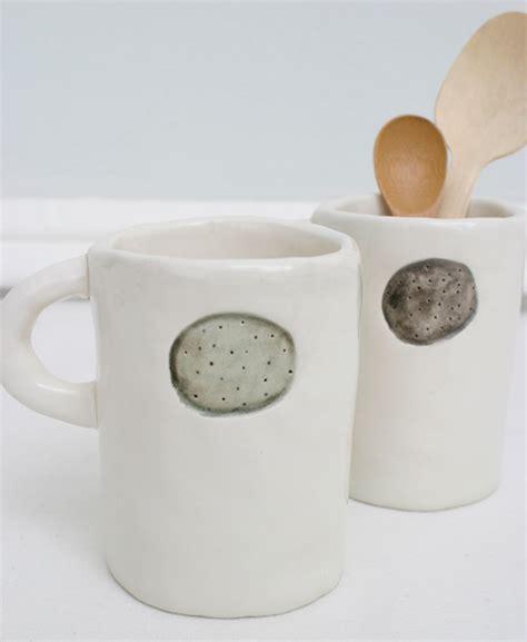 rae dunn cups rae dunn clay