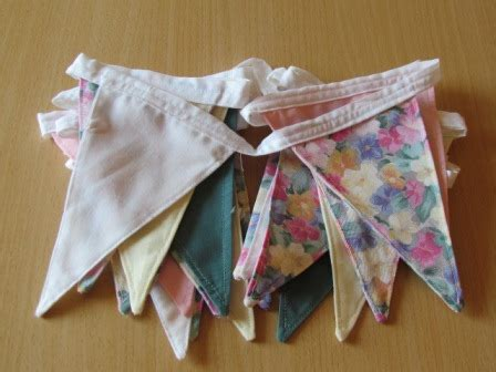 Decorative Bunting decorative bunting helps to create a theme at any or