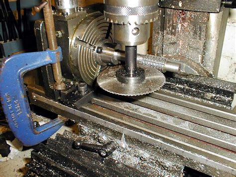 rotary table nose
