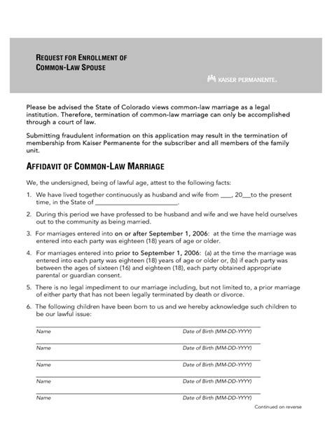 Kansas common law marriage elements of music