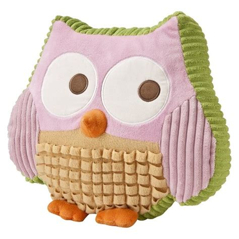target owl bedding love n nature owl pillow circo target