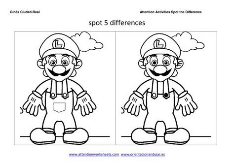 coloring pictures of spot the spot the difference free colouring pages