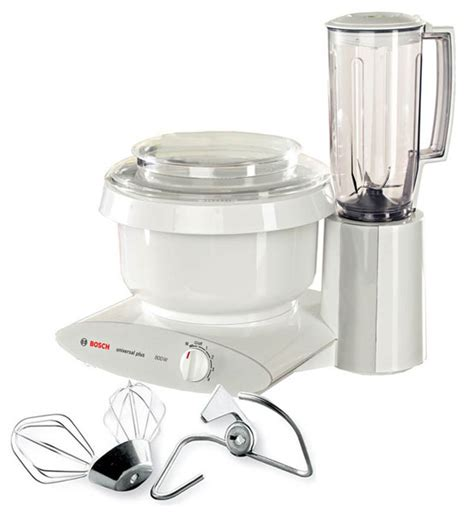 bosch universal plus mixer the complete kitchen machine
