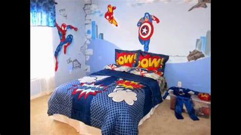 superhero bedrooms superhero bedroom ideas youtube