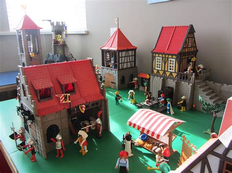 House Barn by Building Project Gallery Playmobil Medieval Village Amp Farm