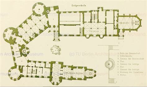 Queen Bedroom Ideas by Das Erdgeschoss Ground Floor Of Burg Hohenzollern In
