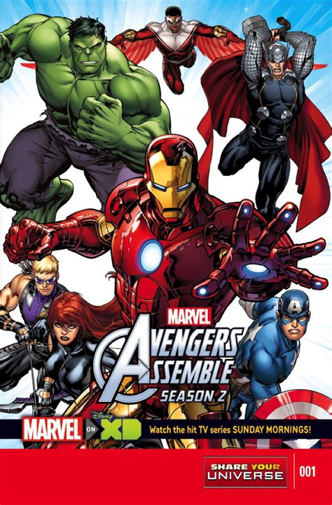 Avangers Series assemble season 2 episodes hd
