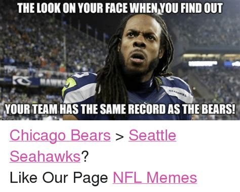 Chicago Memes Facebook - the look on your face whennou find out your team has the