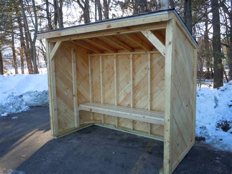 Stop Shed specialty sheds shelters custom shed fabrication