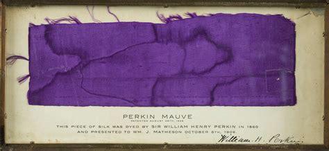 purple dye history making color