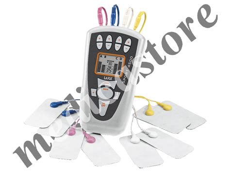 Elektroda Alat Pijat Laica Md 6078 laica electrical stimulator md 6078