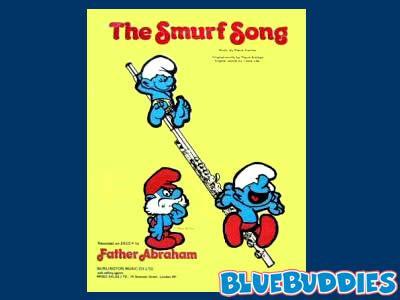smurfs songs smurf sheet music songbook smurfing sing song and fun book