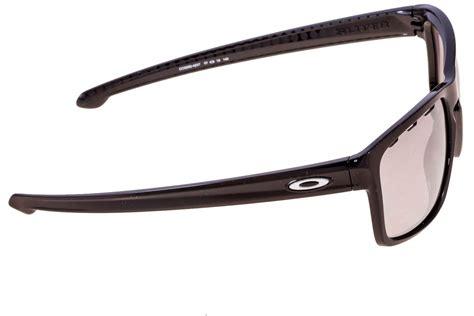 Oakley Silver Vented Frame Black Chrome Iridium Lens oakley sliver 9262 19 vented chrome 57 sunglasses