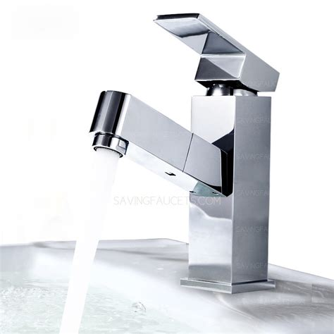 best pull out best square shaped pull out bathroom sink faucet 108 99