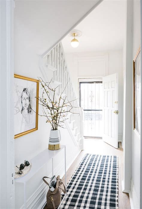 townhouse entryway ideas best 25 entry hall ideas on pinterest