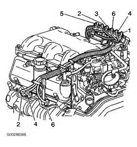 2000 chevy malibu vacuum diagram engine problem 2000 chevy malibu