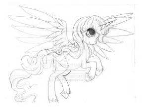 alicorn coloring pages the gallery for gt alicorn coloring page