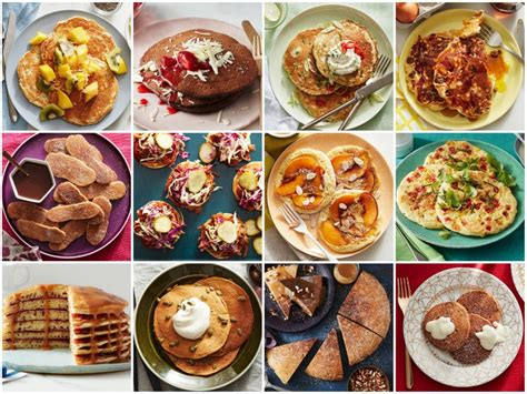comfort meals a year of pancakes food network easy comfort food