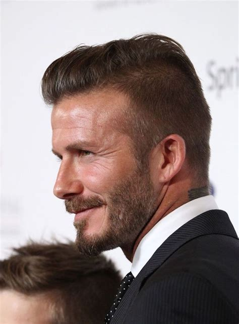 David Beckham Has by 25 Best Pictures Of David Beckham Haircut Blogrope
