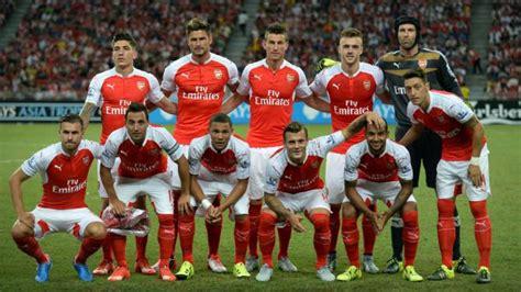 arsenal football club sanchez walcott ozil arsenal strongest possible line up