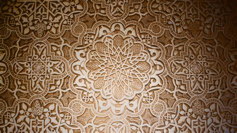 pattern islamic texture dark pattern stars design mosaic arabian islamic wallpaper
