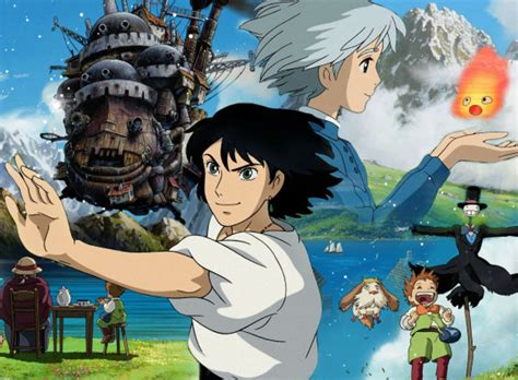 anime full movie anime inspiration howl s moving castle college fashion