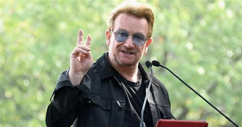 Bono Was Knighted by Bono Photos You Never Knew Had Been