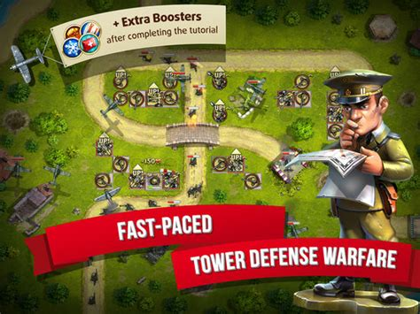 Setrika Merk Td defense 2 classic tower defense strategy app