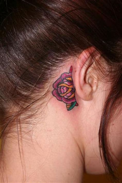 odd tattoo designs 30 and ear tattoos designs
