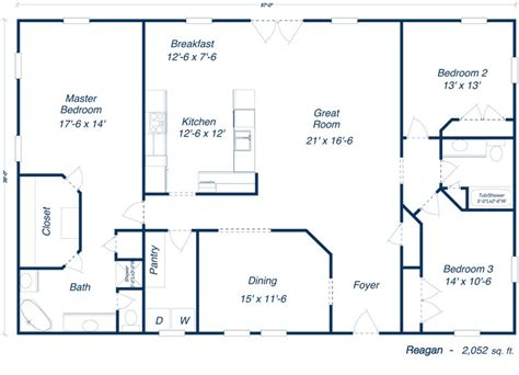 basic house floor plans reagan house plans our plans the sip kit home