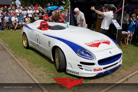 maserati supercar jodie kidd unveils the boir super monoposto at supercar