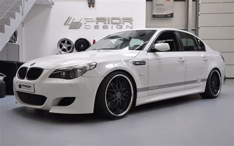 10 22 Tech Mat - prior design pdm5 aerodynamic kit for bmw 5 series e60