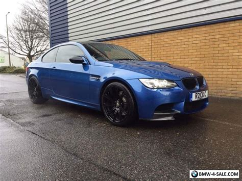 bmw m3 v8 for sale 2010 coupe m3 for sale in united kingdom