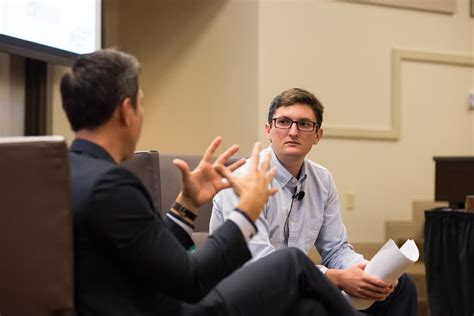 Mba In A Year Uta by Ut S Tex Talks Podcast Explores The Minds Of Tech