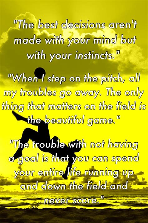Soccer Quotes Soccer Is My Quotes Quotesgram