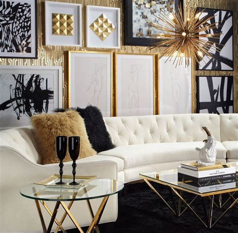 home design gold ideas pin by vanessa d on black white silver gold pinterest