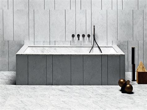vasca da bagno rettangolare prezzi vasca da bagno rettangolare in marmo oyster by salvatori