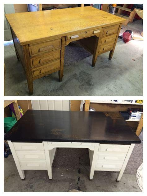 School Desk With Storage by 25 Best Ideas About School Desk Redo On